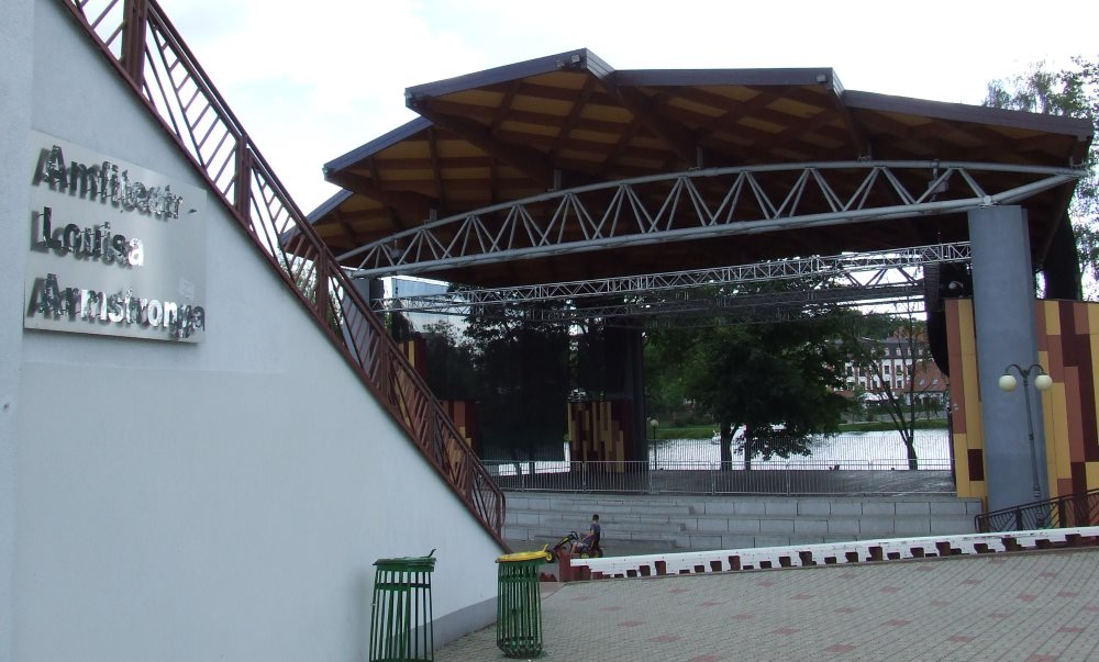 Amfiteatr Louisa Armstronga Iława
