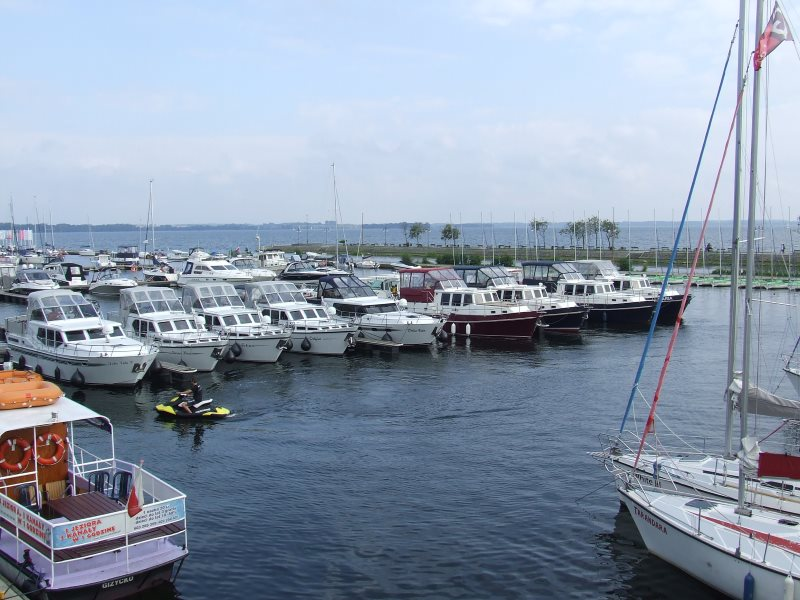 Port Ekomarina Giżycko