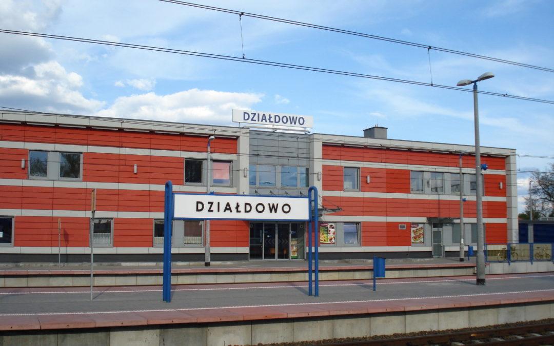 Przebudowa linii kolejowej Olsztyn – Działdowo. Pociągi pojadą szybciej