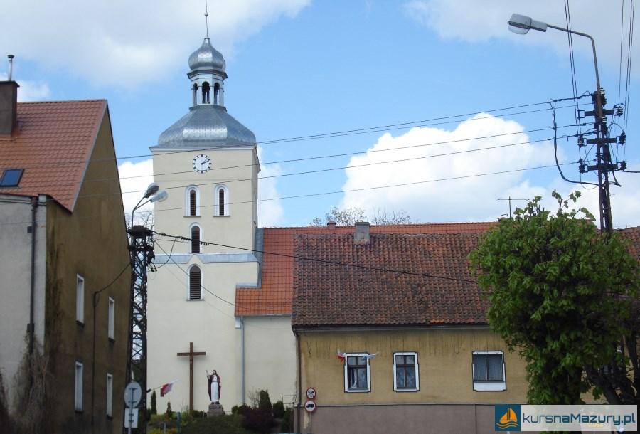 Kościół św. Wojciecha - Lidzbark Welski