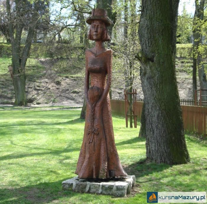 rzeźba Lidzbark