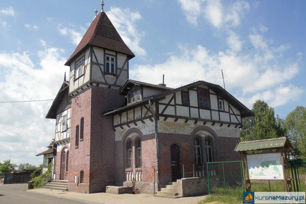 Tolkmicko dworzec kolejowy
