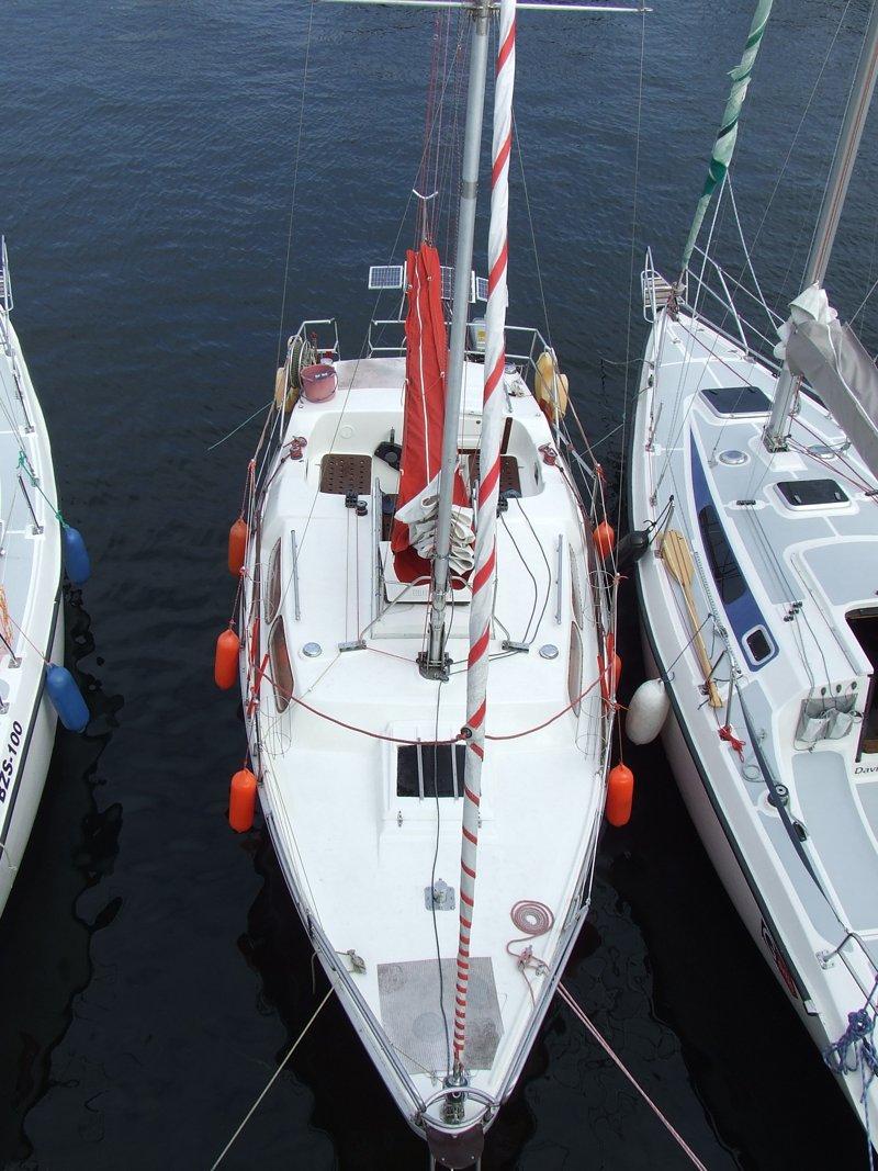Jacht - Wielkie Jeziora Mazurskie