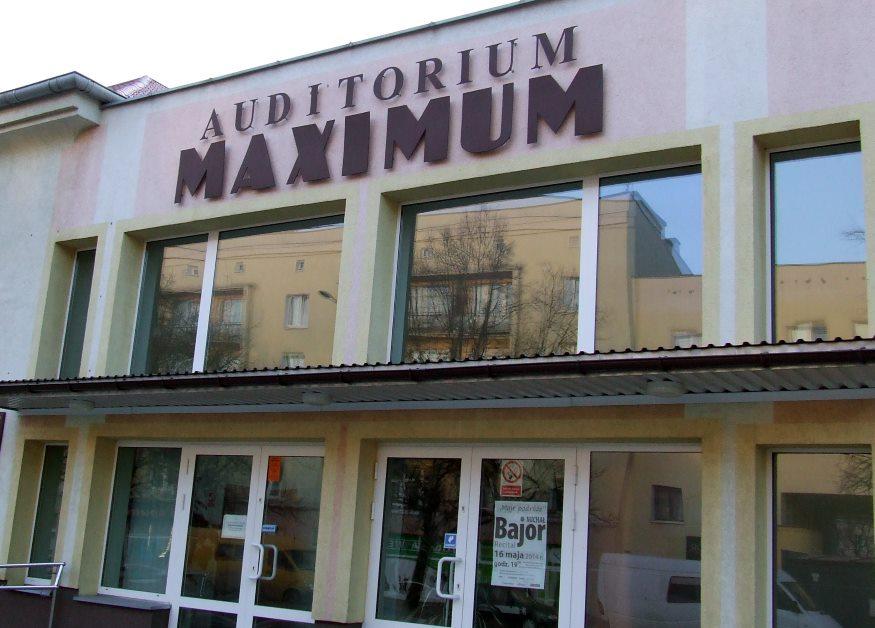Auditorium Maximum Olsztyn
