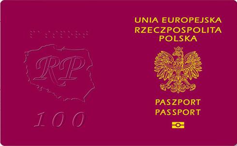Nowe paszporty na 100-lecie niepodległości | KursNaMazury.pl