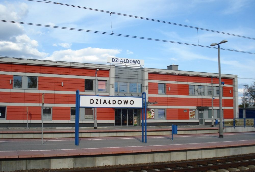 Rozpoczyna się ostatni etap remontu linii kolejowej na trasie Olsztyn-Działdowo | KursNaMazury