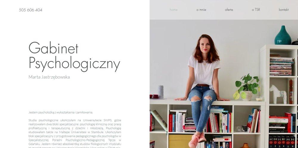 Gabinet Psychologiczny Marta Jastrzębowska | KursNaMazury.pl