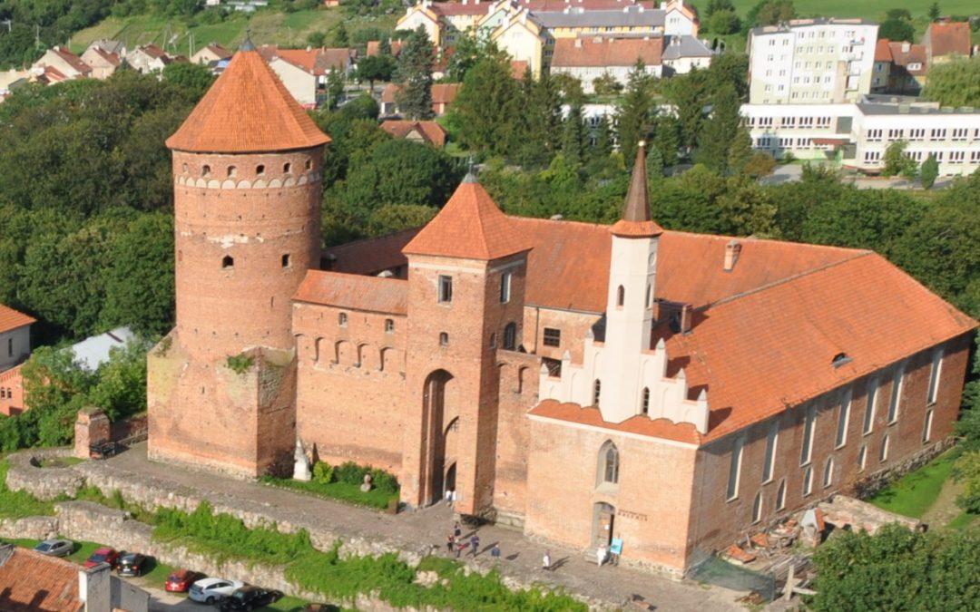 Polskie zamki: Reszel
